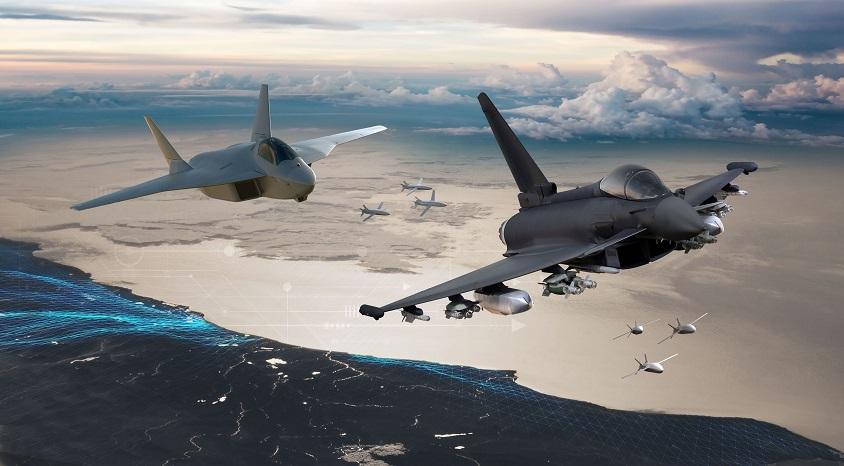 Airbus, 'FCAS için yenilikler' projesinde Almanya'daki startup'lar ile pilot aşamasını tamamladı.