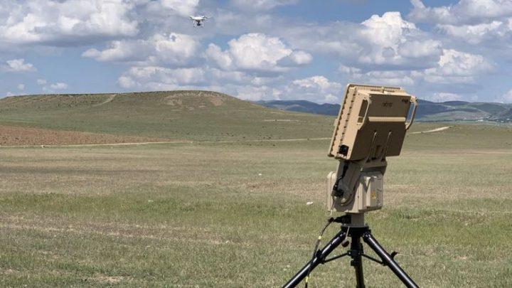 İnovasyon listesine tek giren savunma ürünü: Meteksan Drone Radarı