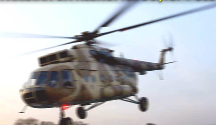 Pakistan'da helikopter düştü: 4 ölü