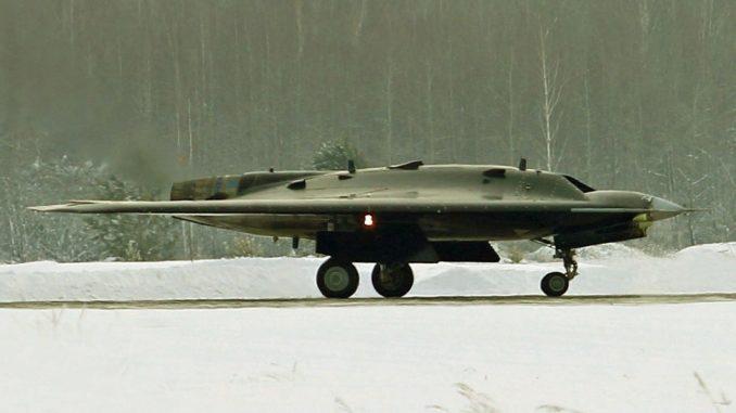 Rusya'nın Stealth (Hayalet) İnsansız Hava Aracı (İHA) Okhotnik