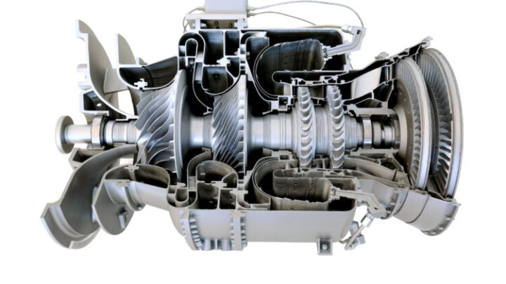 TEI-TS1400 Turboşaft Motoru